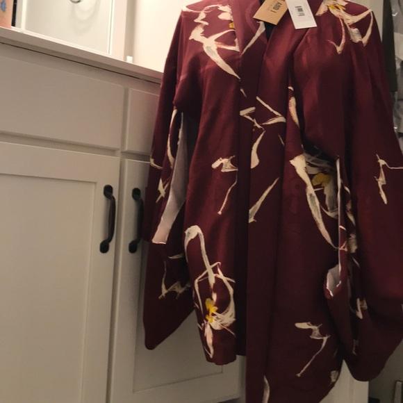 Elizabeth and James Jackets & Blazers - A andj Vintage Kimono